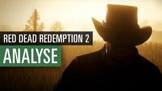 Red Dead Redemption 2 TRAILER #3 in der Analyse