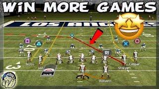 BEST FREE EBOOK TO WIN MORE GAMES IN WEEKEND LEAGUE! DEEP CROSSERS! Madden 19 Ultimate Team