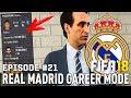 ТРАНСФЕРЫ 2 / НЕЙМАР ПЕРЕШЁЛ? НОВЫЙ ПФА?   FIFA 18   Карьера тренера за Реал Мадрид [#21]