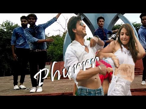 Diplo & Pritam   PHURRR   Jab Harry Met Sejal   Official Dance Video   Frank Dance Crew   FDC India