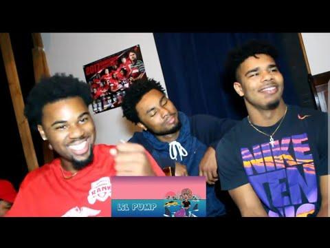 "Lil Pump - ""Youngest Flexer"" ft. Gucci Mane (Official Audio) REACTION!!"