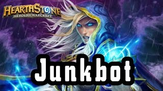 [Hearthstone] Downright Dumb Deck - Junkbot Mage
