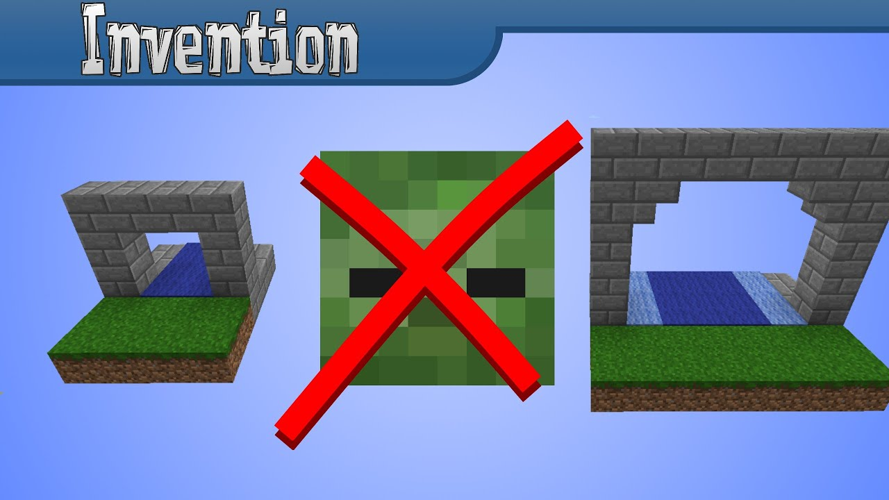 Invention The Best Mob Proof
