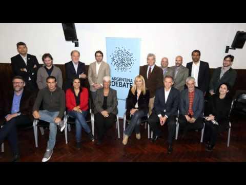 HERNAN CHAROSKY, coordinador de Argentina Debate. DEBATE BALOTAJE.
