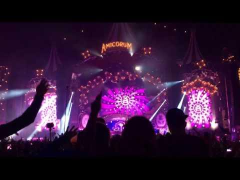 Tomorrowland 2017 - Martin Garrix - Byte