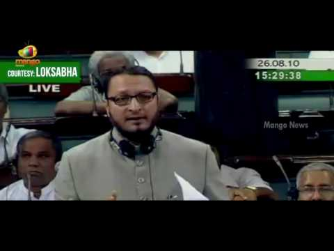 Asaduddin Owaisi Speech On Kashmir Violence | Appeals For Peace | Mango News