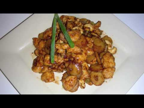 0 Cashew Chicken Recipe   Chinese Food