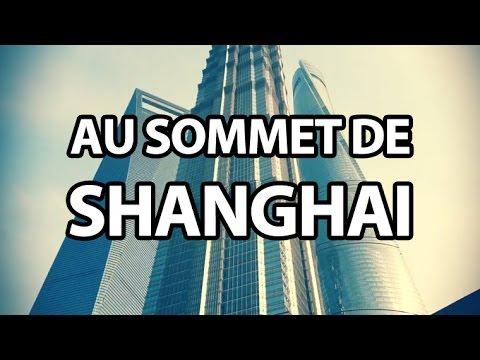 Au Sommet du Shanghai Financial World Center