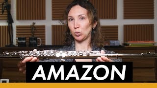 Flute Expert explains why a $70 AMAZON flute is good and not