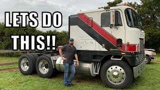 CABOVER AND FLATNASTY UPDATES! P.S. I BOUGHT A TRUCK
