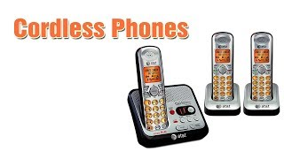 Best Cordless Phones To Purchase - Cordless Phones Reviews