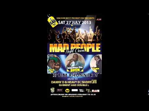 Boyzie - Mass Everywhere (All Aboard) (Grenada Soca 2013)