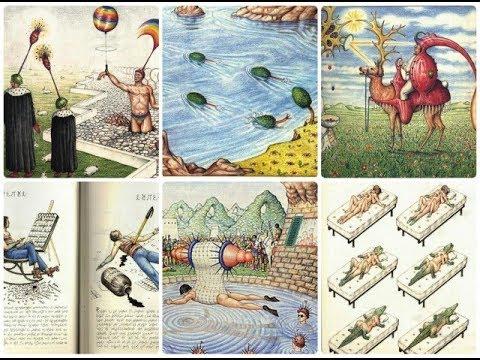Луна дала ответ (24 часть): «Самая опасная Книга в мире»