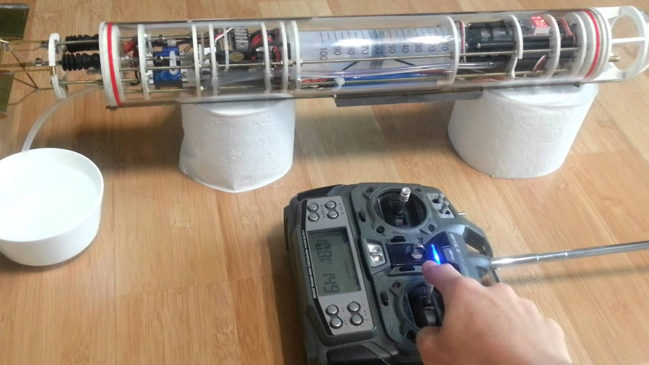 Build Submarine Model