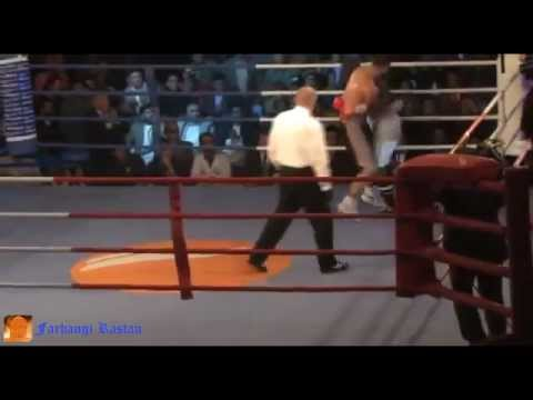 Afghanistan - Historic Boxing about Peace