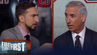XFL Commissioner Oliver Luck details the innovations and launch of the league | FIRST THINGS FIRST