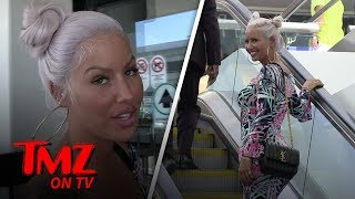 Amber Rose: I think I know Who Stole My Ring   TMZ TV