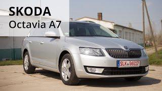 Skoda Octavia A7 с Германии - стояла два года, но мы купили!