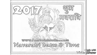navratri when come