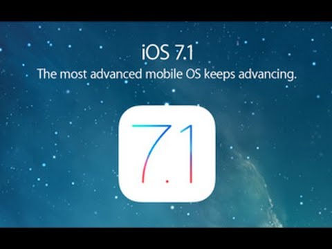 iOS 7.1 New Features CarPlay / Siri Update and More