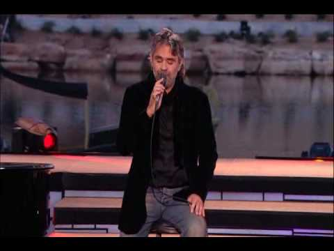 Andrea Bocelli - Besame Mucho video