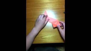 How To Make A Origami Double Sided Ninja Star