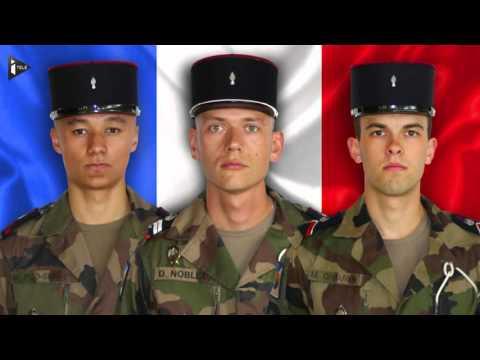 Trois soldats français tués dans l'explosion d'une mine au Mali