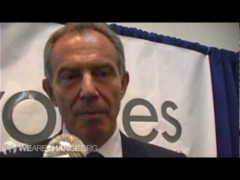 WeAreChange Proves Tony Blair Lied To Parliament About Bilderberg