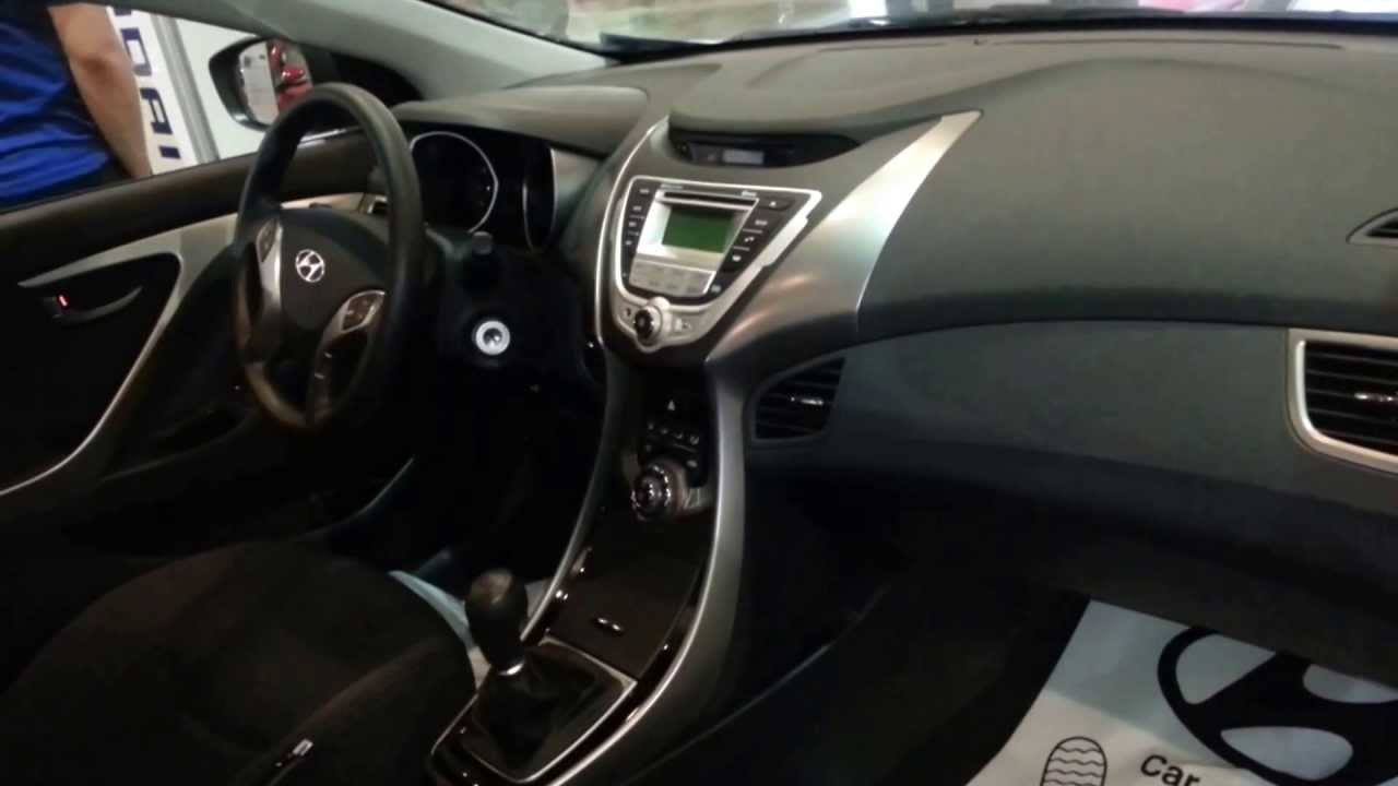 Interior Hyundai I35 2014 Versi 243 N Para Colombia Full Hd