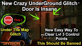 NEW Crazy Under The Map Door Glitch(This Should Be Banned)|The Division 2|