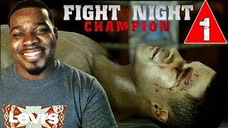 Прохождение игры fight night champion на xbox 360