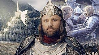 Themes From Minas Tirith Gondor Soundtrack