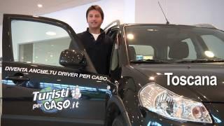 Fiat Sedici incontra Turisti per Caso: l'iniziativa