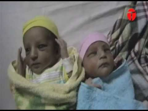 Twins born in Raiwand named Nawaz and Shahbaz Sharif