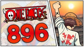 ONE PIECE 896 MANGA CHAPTER LIVE REACTION | ワンピース #TheVictor