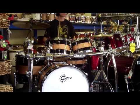 Gretsch New Classic Limited Edition Nc1-e824-gbe video
