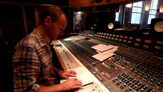 Guy Massey at Air Studios Recording Ajimal