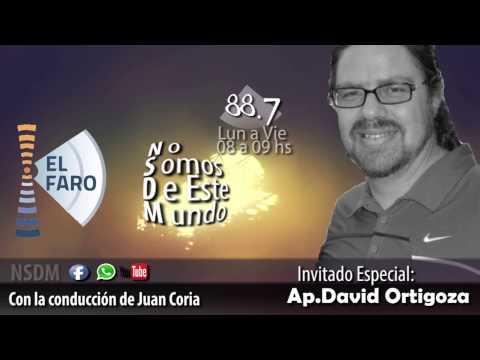 Programa Especial//NSDM//Radio El Faro 88.7// Ap. David Ortigoza (Paraguay)