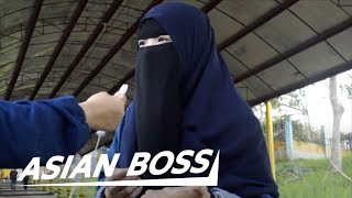 What's It Like Being A Muslim In The Philippines? [STREET INTERVIEW] | ASIAN BOSS