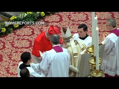 José Luis Lacunza ya es el primer cardenal de la historia de Panamá