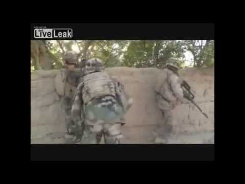 French soldiers ambush Talibans, War in Afghanistan