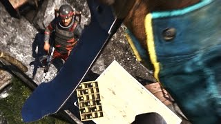 Far Cry 4 - badass undetected stealth Outpost takeover ft. epic wingsuit headshot takedown combo