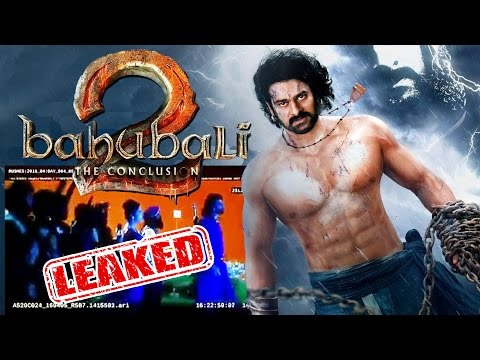 Bahubali 2 LEAKED WAR SCENE | Video Editor ARRESTED By Police thumbnail