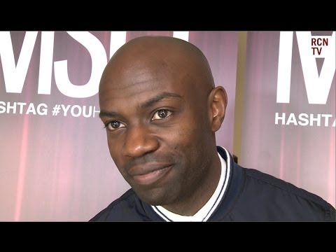 Interstellar David Gyasi Interview - Christopher Nolan & Matthew McConaughey
