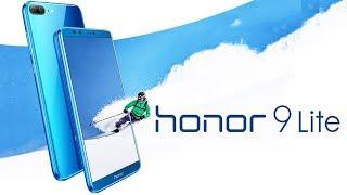 Mở hộp và trên tay Honor 9 Lite trước ngày mở bán
