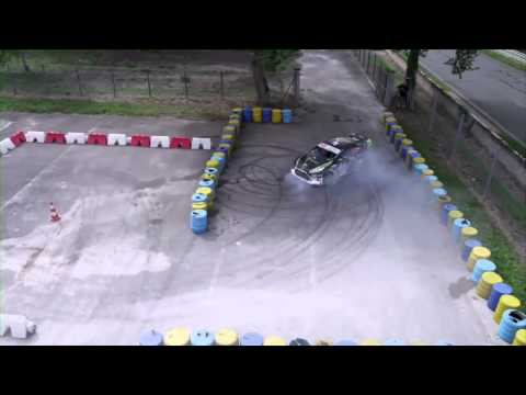 Ken Block Drifting - Ford Fiesta