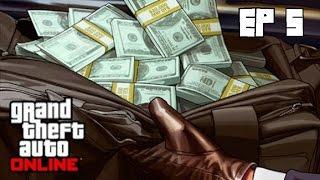 GTA 5 Online PC Зарабатываем деньги без участия в делах ч. 5