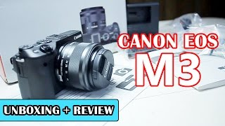Review Canon M3 Indonesia (Kamera VLOG)