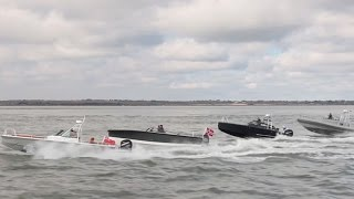 Ultimate sportboat group test from Motor Boat & Yachting