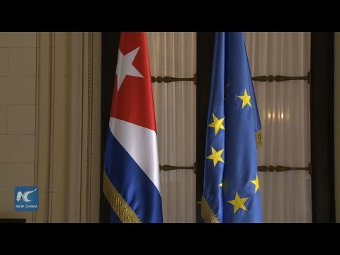 Cuba and the European Union normalize political ties
